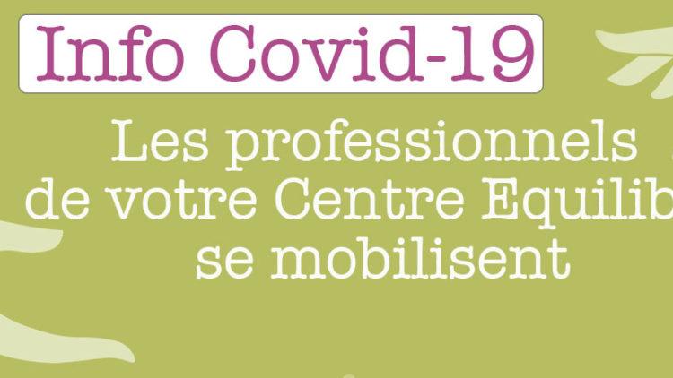COVID-19 : programme de soutien