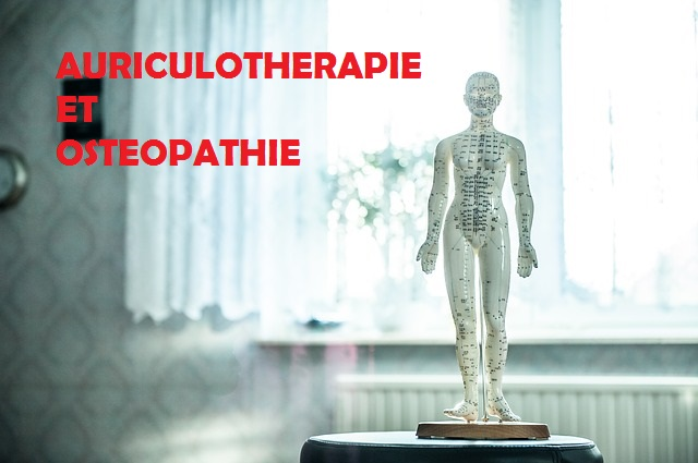 Et si on alliait Auriculothérapie et Ostéopathie?