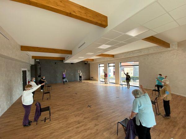 Les cours Gym Prévention Santé ont commencé
